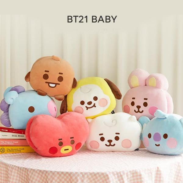 [BT21 BABY] Hand Warmer Cushion (LF) Koreapopstore.com