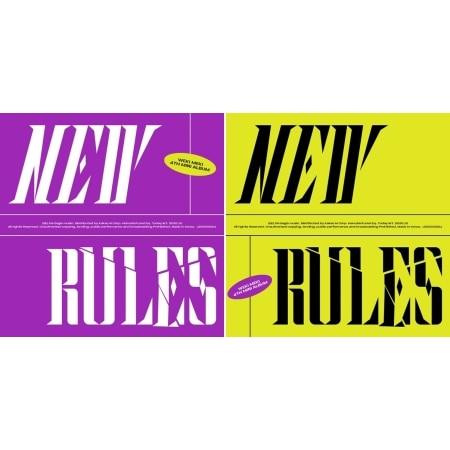 WEKI MEKI - NEW RULES (4TH MINI ALBUM) Koreapopstore.com