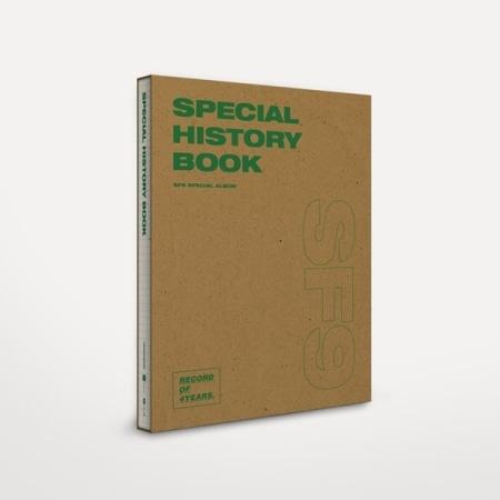 SF9 - SPECIAL ALBUM [SPECIAL HISTORY BOOK] Koreapopstore.com
