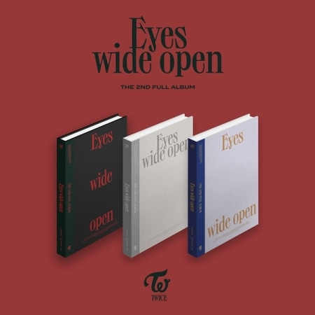TWICE - VOL.2 [EYES WIDE OPEN]