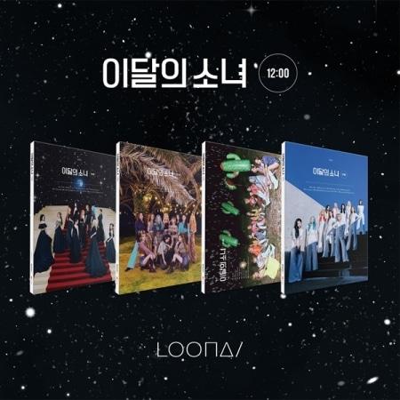 LOONA - MINI VOL,3 [12:00] Koreapopstore.com