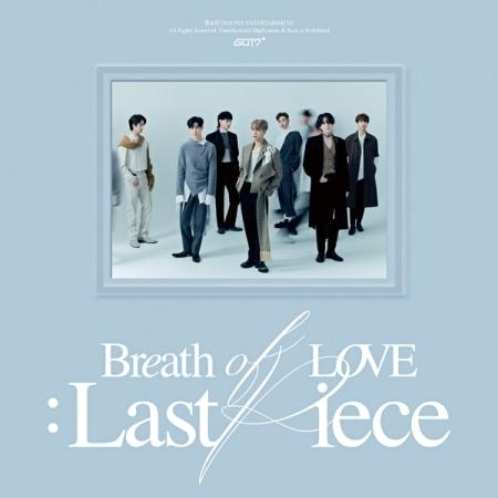 [SIGNED CD] GOT7 - VOL.4 [BREATH OF LOVE : LAST PIECE] Koreapopstore.com