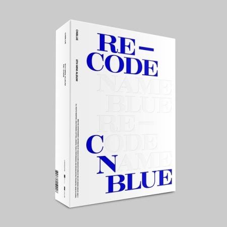 [SIGNED CD] CNBLUE - RE-CODE (8TH MINI ALBUM) STANDARD VER. Koreapopstore.com