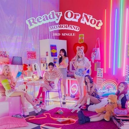 MOMOLAND - READY OR NOT (3RD SINGLE ALBUM) Koreapopstore.com