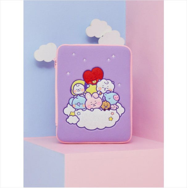 [BT21 BABY] 11inch Tablet Pouch / DREAM OF BABY (LF) Koreapopstore.com