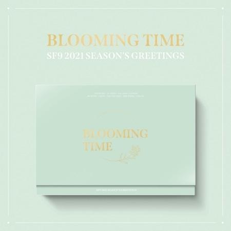 SF9 - 2021 SEASON'S GREETINGS [BLOOMING TIME] Koreapopstore.com