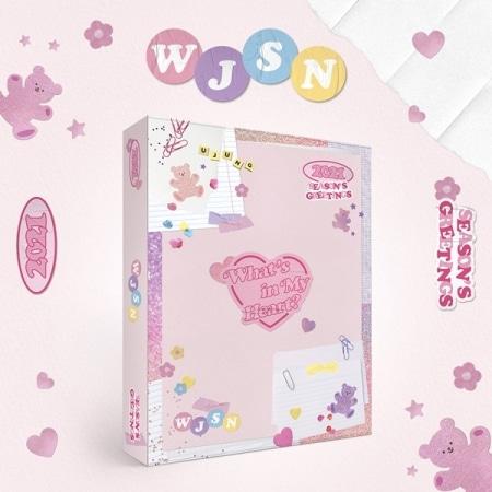 [~3rd/DEC] WJSN - 2021 2021 SEASON'S GREETINGS Koreapopstore.com