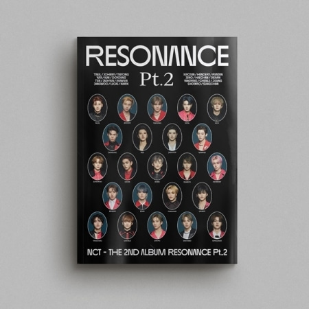 NCT - THE 2ND ALBUM RESONANCE PT.2 (ARRIVAL VER.) Koreapopstore.com