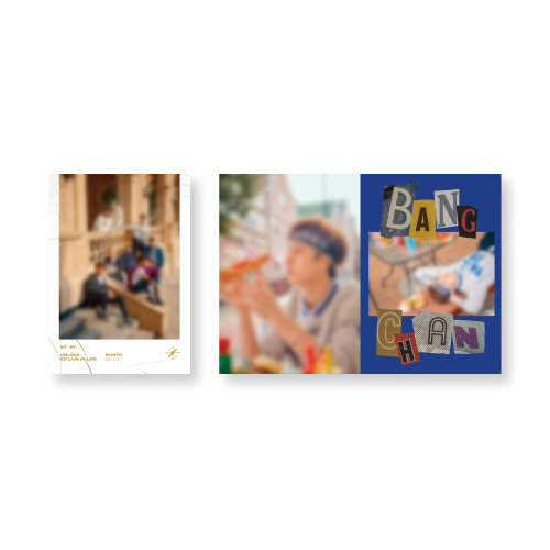 [Ship From 16th/DEC] [STRAY KIDS] Photo Book [Unlock : GO LIVE IN LIFE] Koreapopstore.com