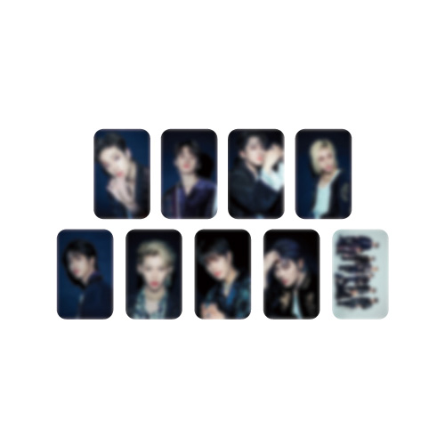 [Ship From 16th/DEC] [STRAY KIDS] Lenticular Photo Card Set [Unlock : GO LIVE IN LIFE] Koreapopstore.com