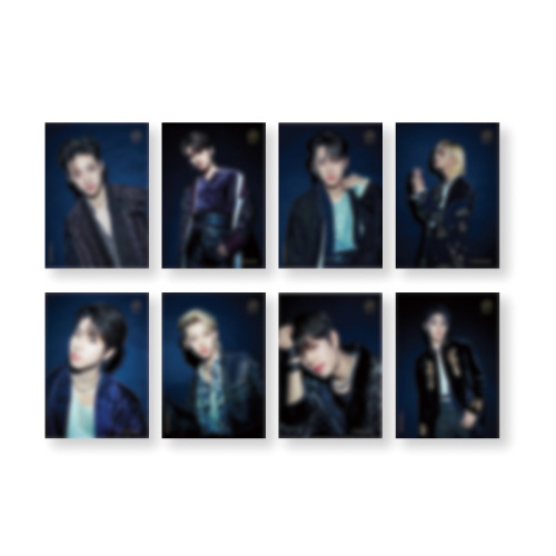 [Ship From 16th/DEC] [STRAY KIDS] Poster Set [Unlock : GO LIVE IN LIFE] Koreapopstore.com