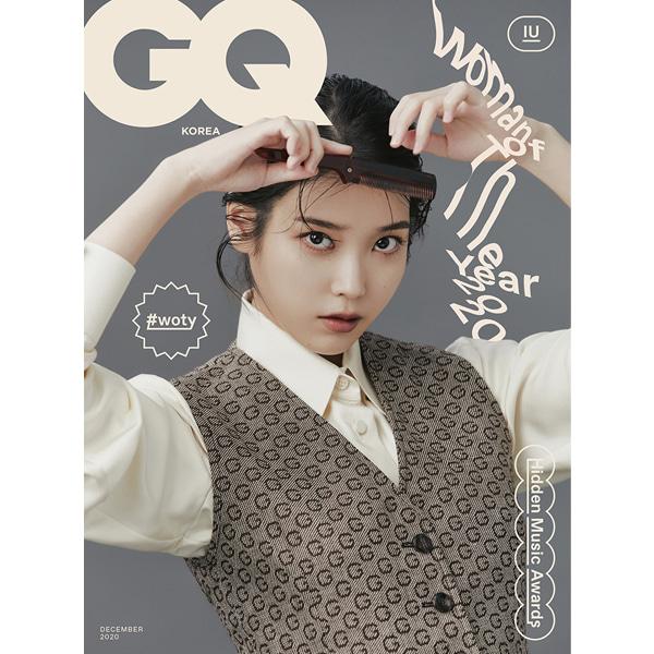 [GQ] December (2020) : A Type / IU Koreapopstore.com