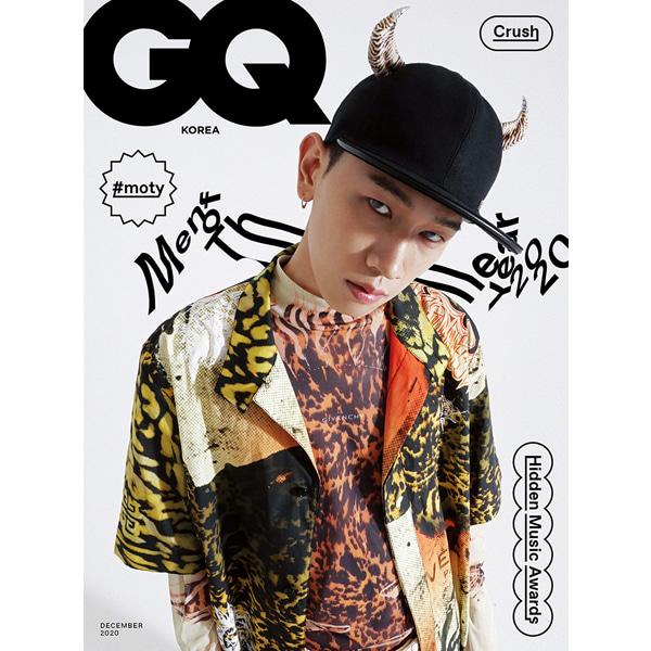 [GQ] December (2020) : E Type / CRUSH Koreapopstore.com