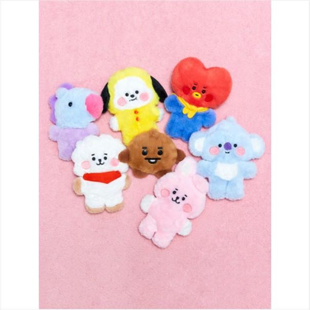 [BT21 BABY] Flat Fur Mini Doll (20cm) (LF) Koreapopstore.com
