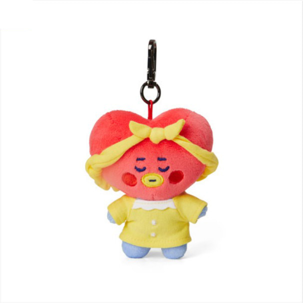 [BT21 BABY] Pajama Bag Charm Doll / DREAM OF BABY (LF) Koreapopstore.com