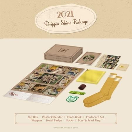 DRIPPIN - 2021 DRIPPIN SHINE PACKAGE Koreapopstore.com