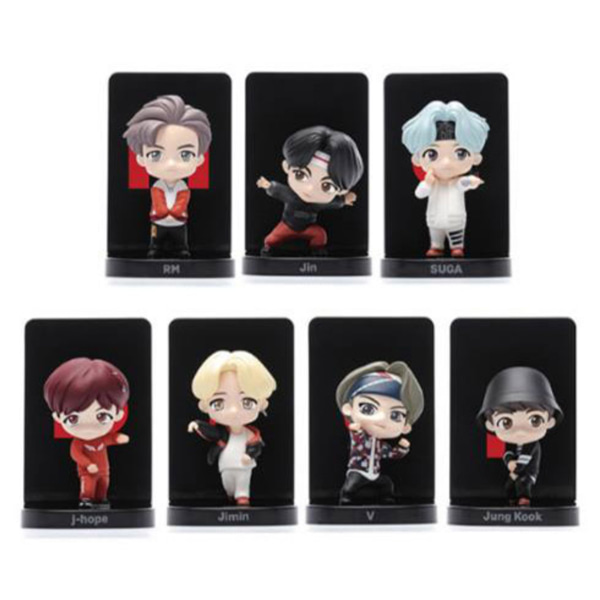 [BTS] [TinyTAN] Figure MIC DROP