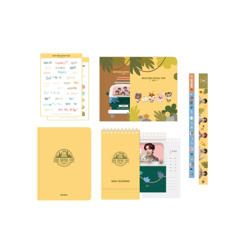 [DAY6] 2021 AGENDA SET / 2020 WINTER EDITION Koreapopstore.com