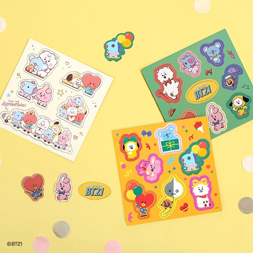 [BT21] Magnet Set (MP) Koreapopstore.com