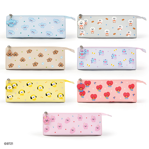 [BT21 BABY] Daily Pen Pouch (MP) Koreapopstore.com
