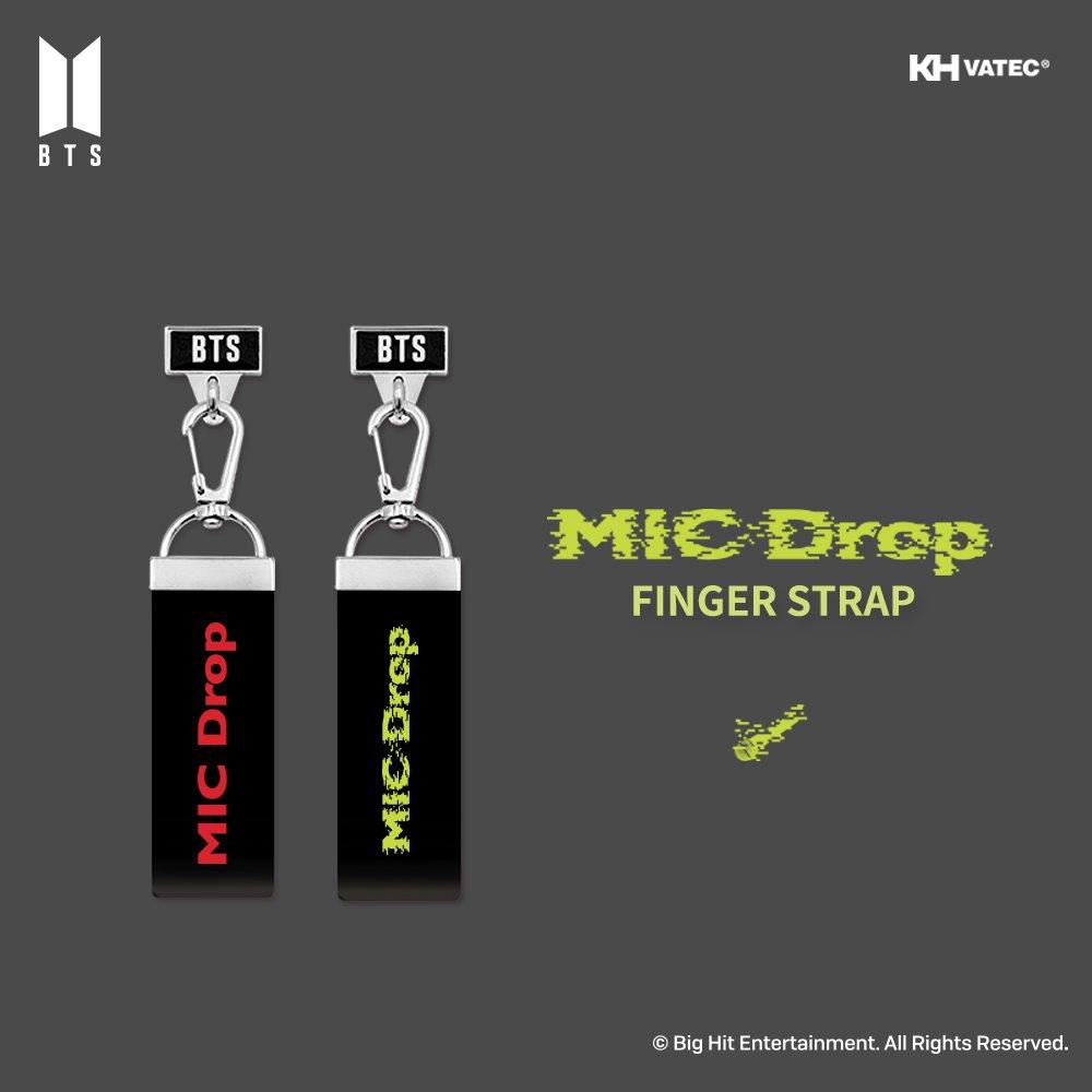 [BTS] MIC DROP : Finger Strap Koreapopstore.com