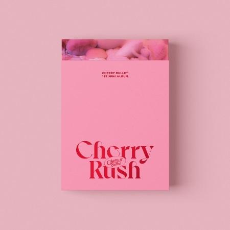 [SIGNED CD] CHERRY BULLET - CHERRY RUSH (1ST MINI ALBUM) Koreapopstore.com
