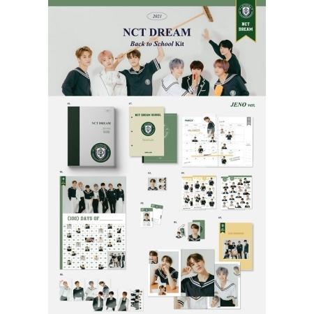 NCT DREAM - 2021 NCT DREAM BACK TO SCHOOL KIT Koreapopstore.com
