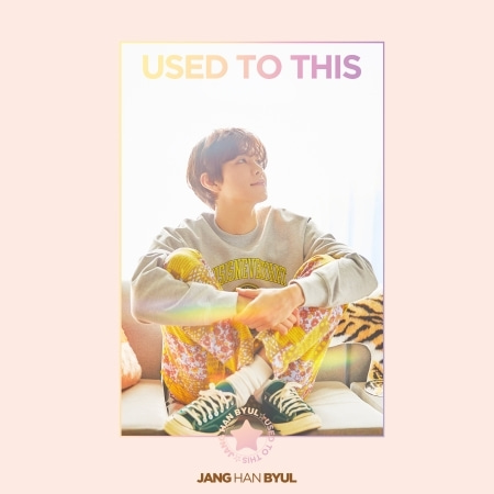 JANGHANBYUL - USED TO THIS (SINGLE ALBUM) Koreapopstore.com