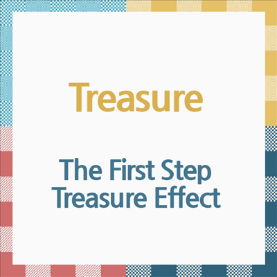 [Ship from 5th/APR] [TREASURE] The First Step : Treasure Effect (CD) / Japanese Album Koreapopstore.com