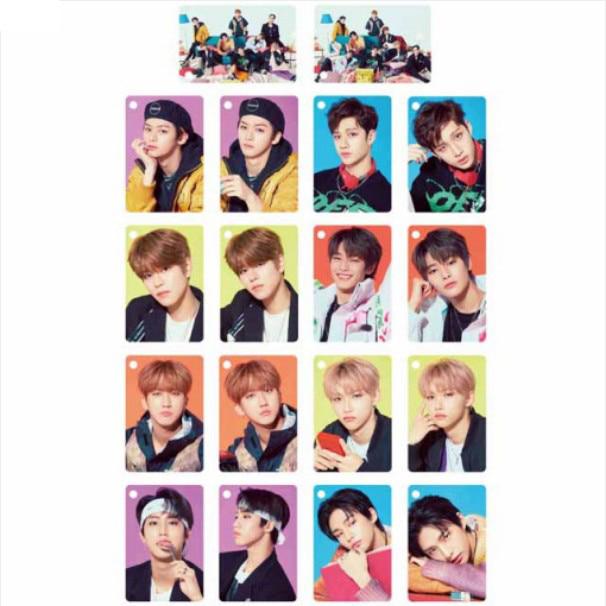[STRAY KIDS] Photo Bag Tag (MIXTAPE : GONE DAYS) Koreapopstore.com