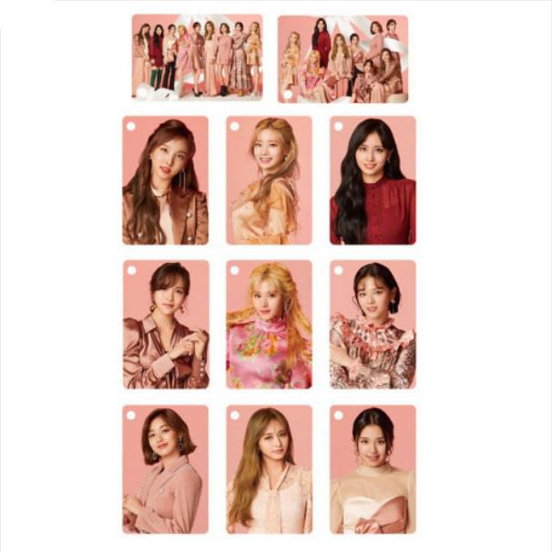 [TWICE] Photo Bag Tag (& TWICE REPACKAGE) Koreapopstore.com