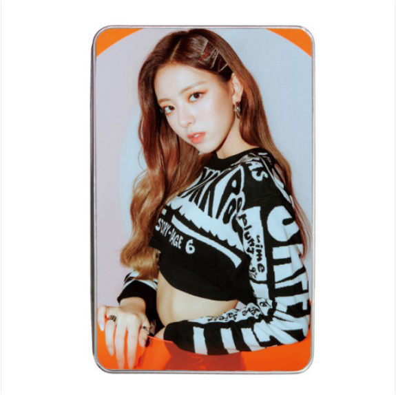 [ITZY] Tin Case Large (Storage) : YUNA Koreapopstore.com