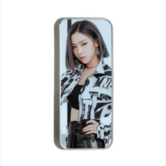 [ITZY] Tin Case Small (Pencil Case) : RYUJIN Koreapopstore.com