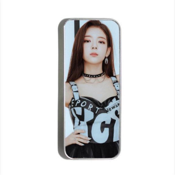 [ITZY] Tin Case Small (Pencil Case) : LIA Koreapopstore.com