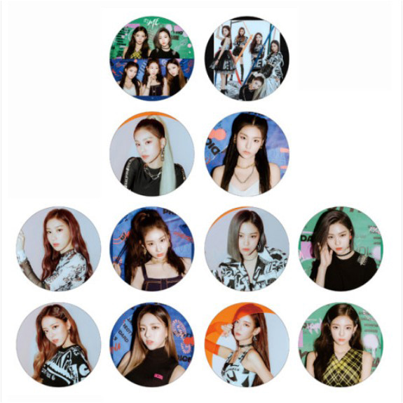 [ITZY] Mini Hand Mirror Keyring (ITZY ME WANNA BE) Koreapopstore.com