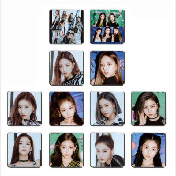 [ITZY] Photo Badge (ITZY ME WANNA BE) Koreapopstore.com