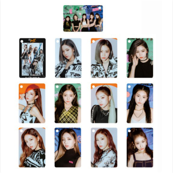 [ITZY] Photo Bag Tag (ITZY ME WANNA BE) Koreapopstore.com