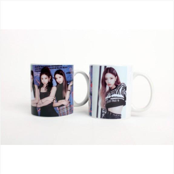 [ITZY] Mug Cup (ITZY ME WANNA BE) Koreapopstore.com