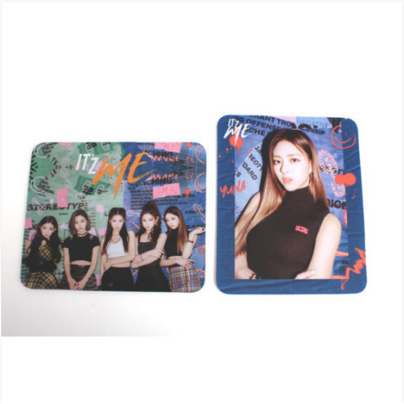 [ITZY] Mouse Pad (ITZY ME WANNA BE) Koreapopstore.com