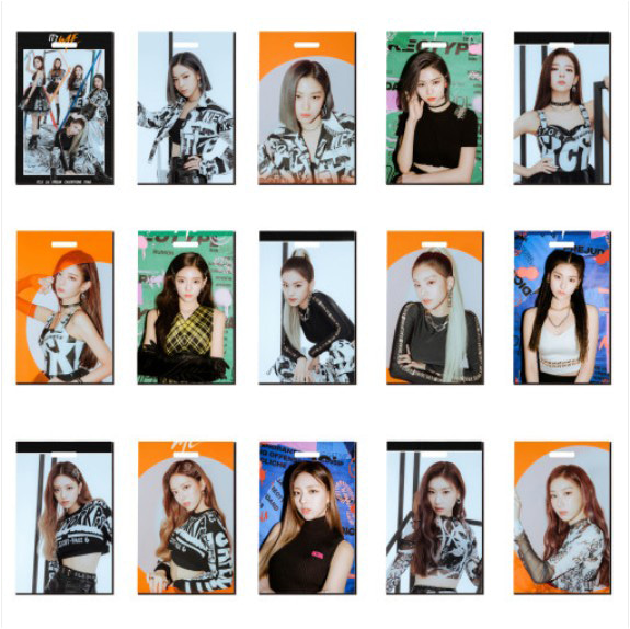 [ITZY] Bag Tag (ITZY ME WANNA BE) Koreapopstore.com